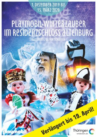 PLAYMOBIL-Winterzauber